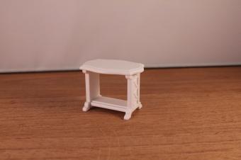 Playmobil wit tafeltje meubels inrichting 2e hands for 2e hands meubels