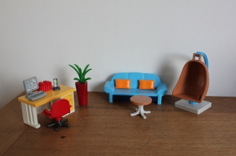 Playmobil tienerkamer 6457 playmobil poppenhuis for Playmobil jugendzimmer 6457