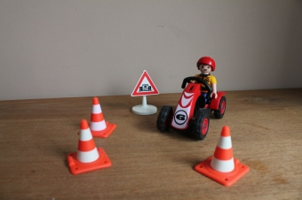 Playmobil mini kart race 4759
