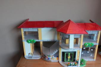 Playmobil school 4324 Leeg