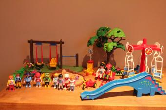 Playmobil speeltuin 4070