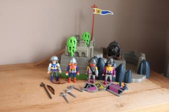 Playmobil ridder super set 4133