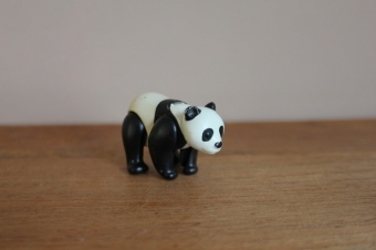 Playmobil panda beer.