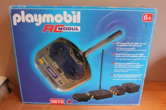 Playmobil RC- Modul - Technic - set 3670