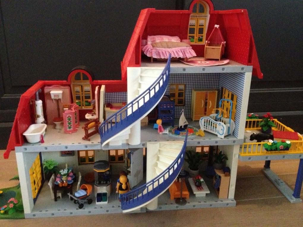 Bouw je eigen huis woonhuis 3965 en andere bouwdelen 2e hands playmo - Hoe je een eigentijdse inrichting van ...