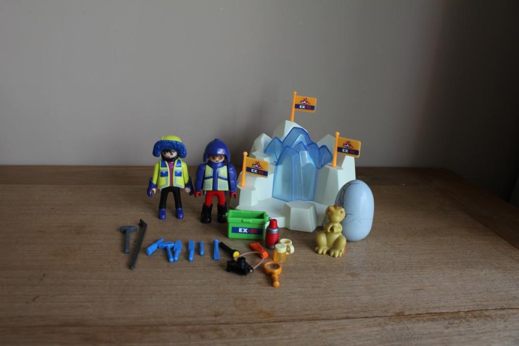 Playmobil dino ijsexpeditie 3193 - playmobil dino en ijsexpeditie - 2e