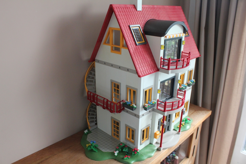 Playmobil losse verdieping voor huis 4279 7387 for 4279 playmobil