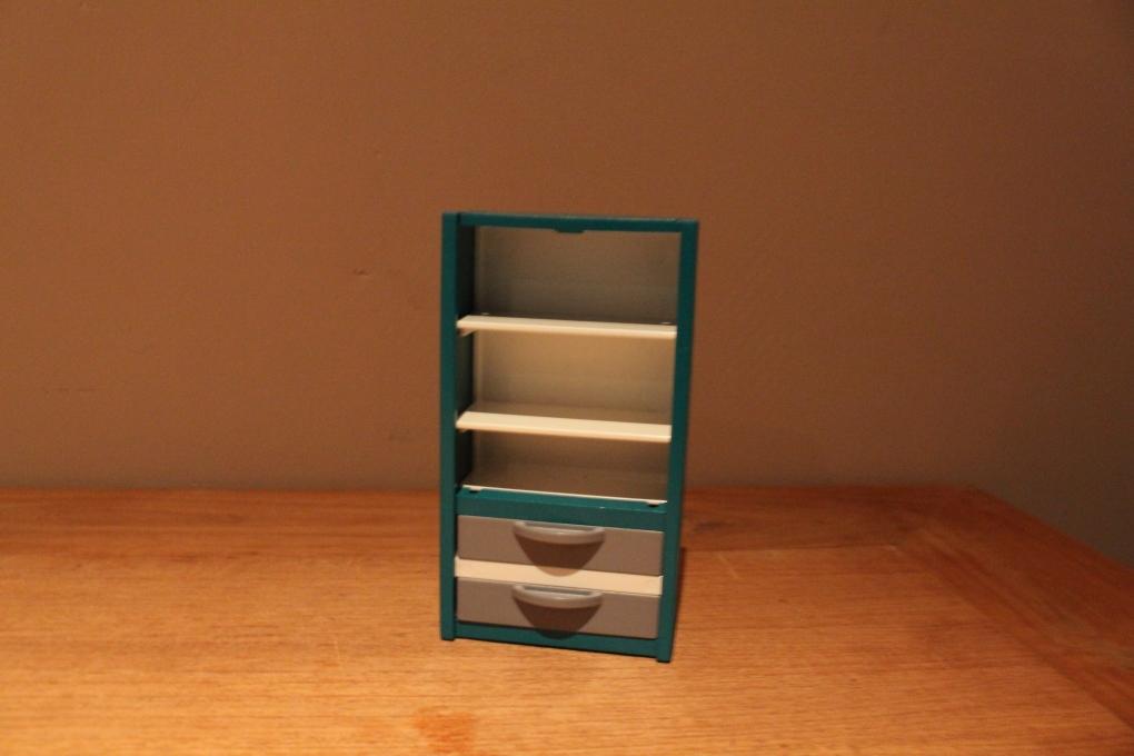 Playmobil Boekenkast Kasten En Bureaus 2e Hands Playmo