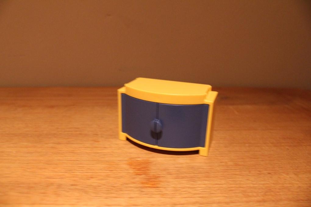 Playmobil Kastje Van Set 3966 Kasten En Bureaus 2e
