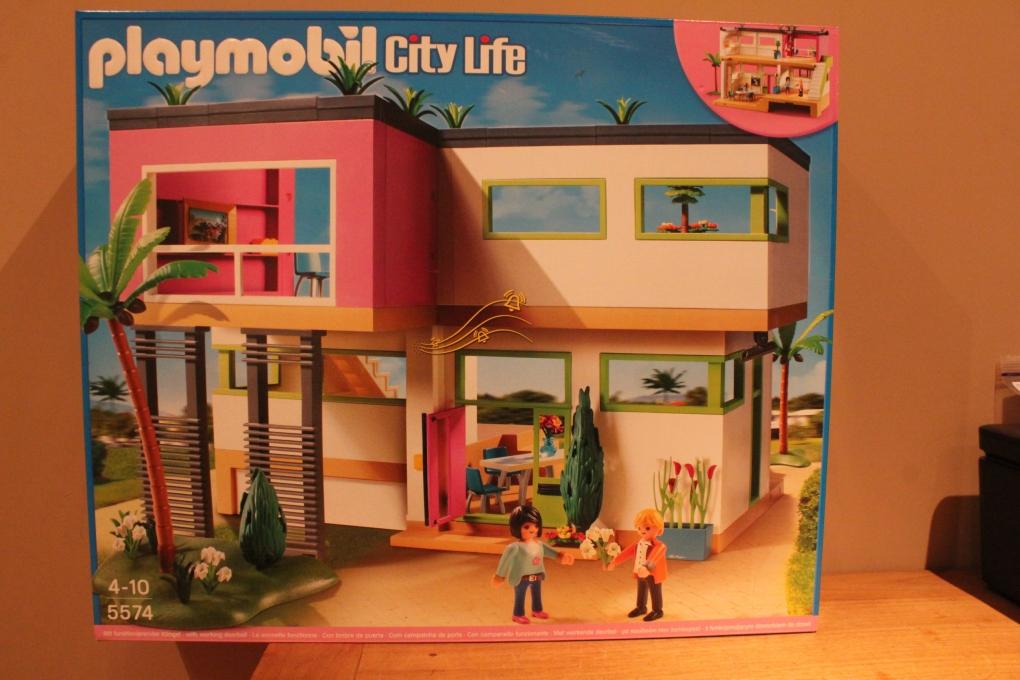 Playmobil luxe villa 5574 nieuw. - playmobil poppenhuis / inrichting ...