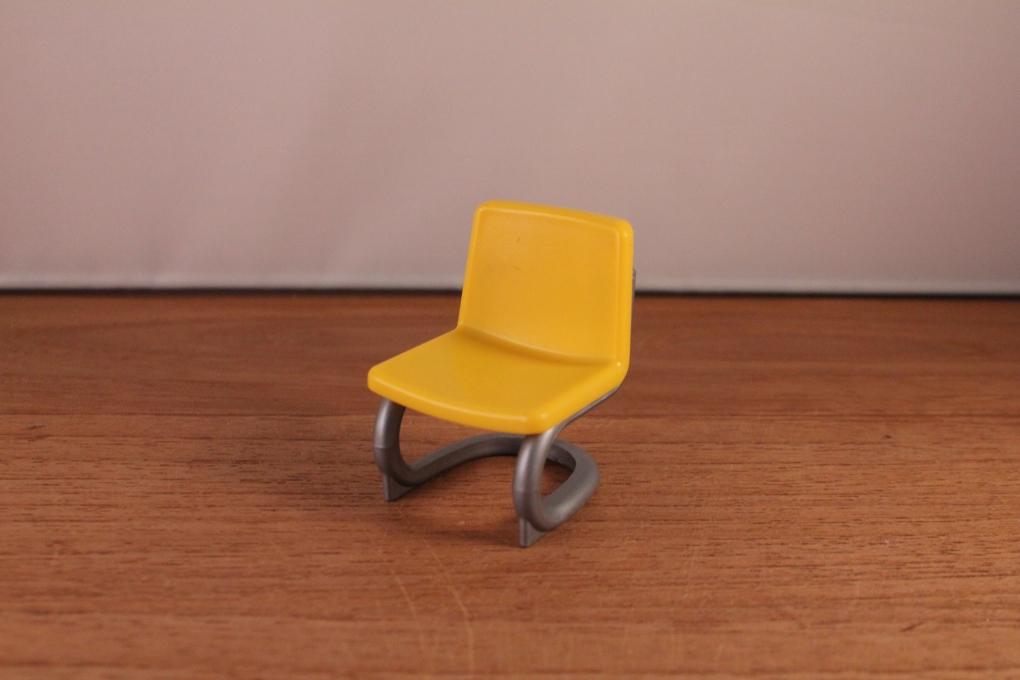Playmobil gele stoel meubels inrichting 2e hands playmo for 2e hands meubels