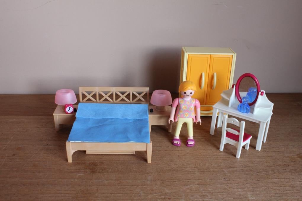 Playmobil Dollhouse Slaapkamer : Playmobil slaapkamer playmobil poppenhuis inrichting e
