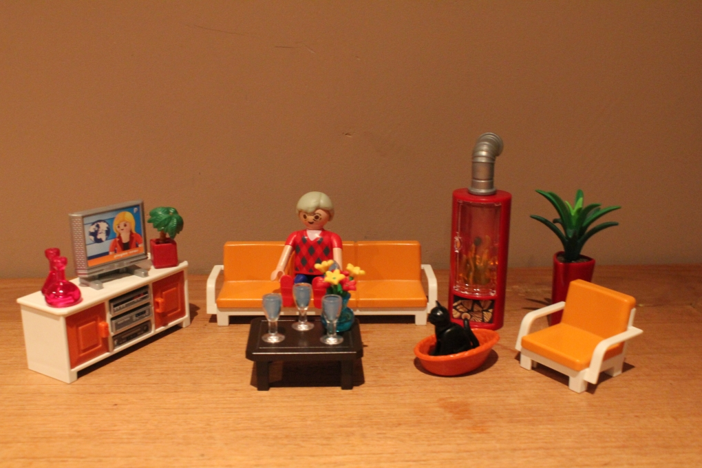 Playmobil woonkamer 5332 playmobil poppenhuis - Playmobil wohnzimmer 5332 ...