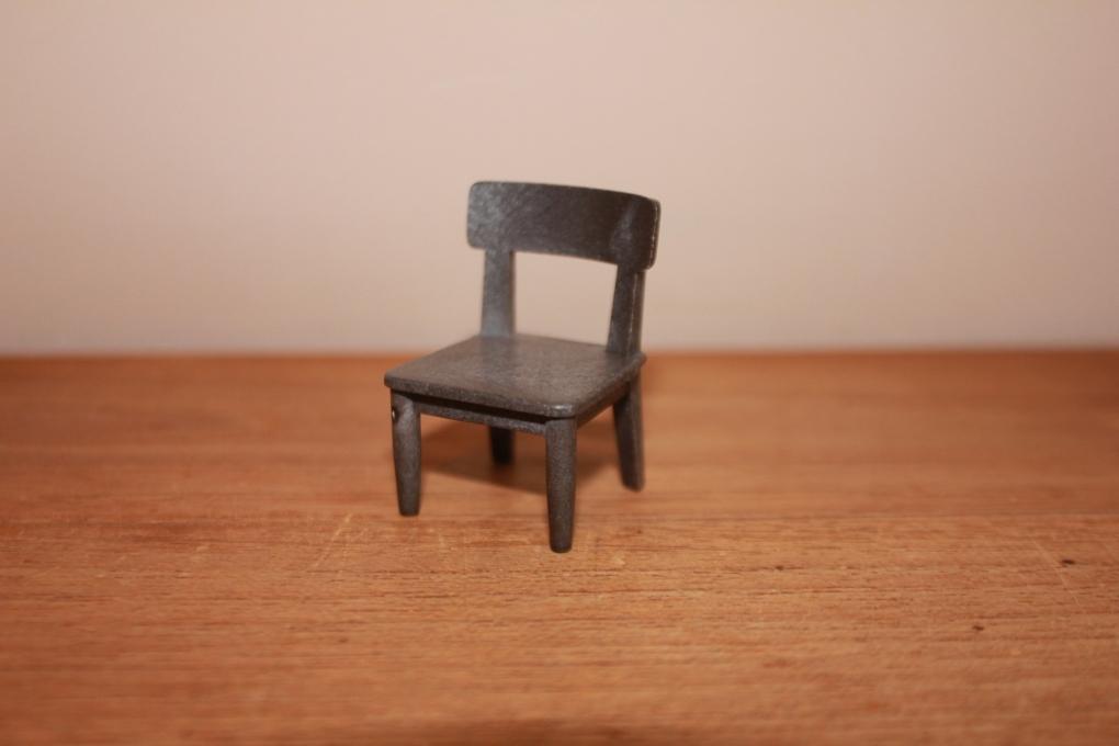 Playmobil donker bruine stoel stoelen krukjes for 2e hands meubels