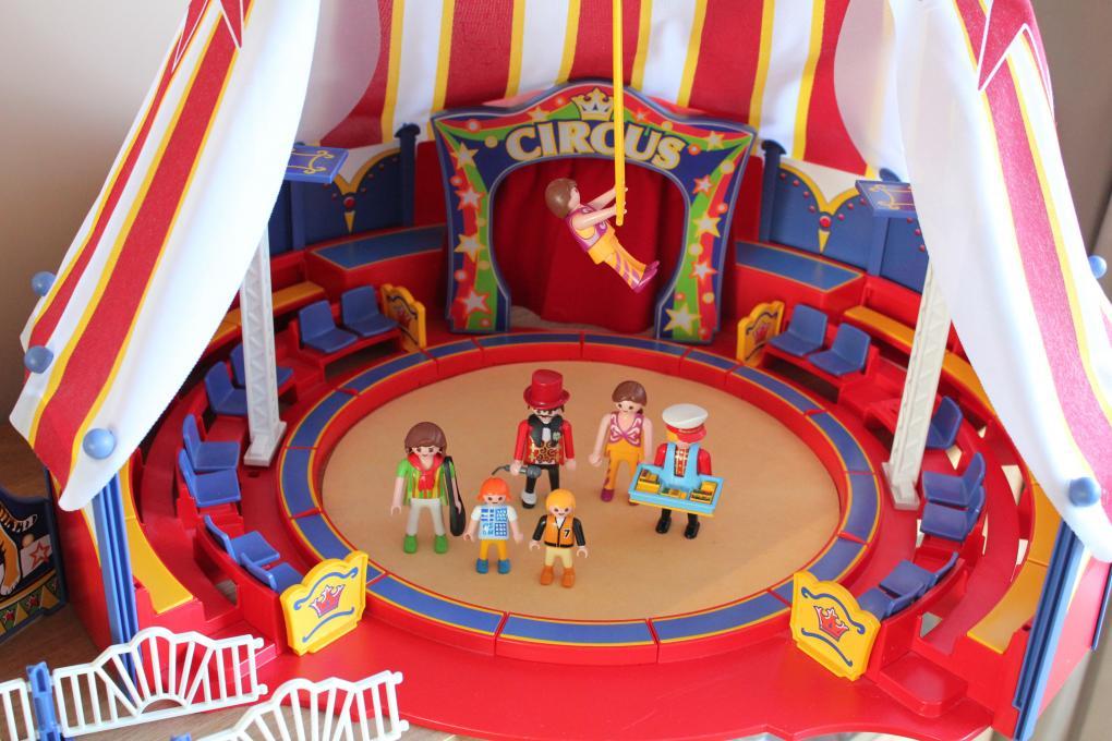 Playmobil circus 4230 2e hands playmo - Cirque playmobil ...