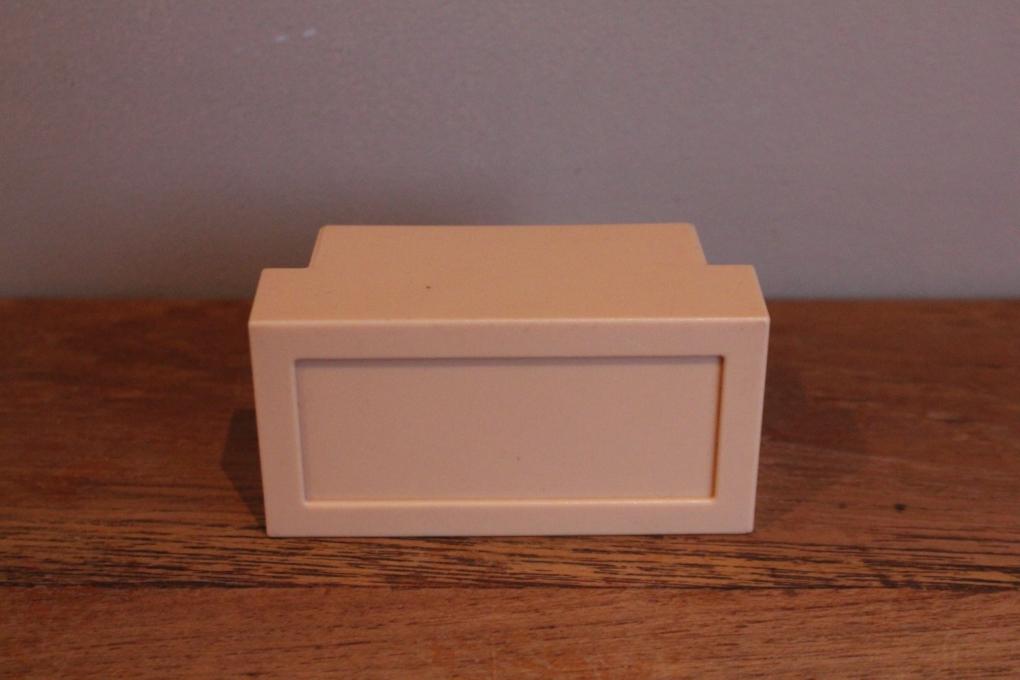 Playmobil Beige Schuifkast Voor In Muurdeel Kasten En