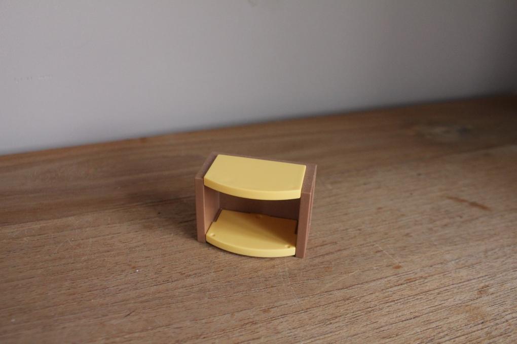 Playmobil Kastje Van Set 4282 Kasten En Bureaus 2e