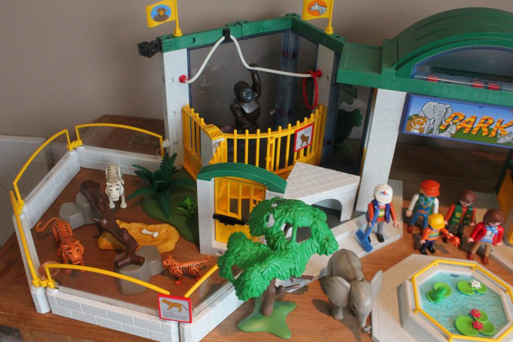 Playmobil dierentuin 3240 - playmobil dierentuin - 2e hands playmo