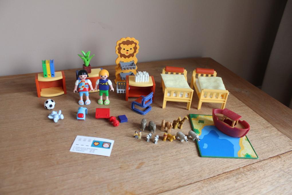 Playmobil kinderkamer 4287 playmobil poppenhuis for Playmobil kinderzimmer 4287