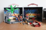Playmobil piraten koffer 5347
