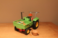 Playmobil tractor 3074
