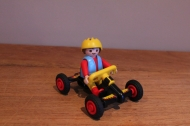 Playmobil special skelter met kind 4510