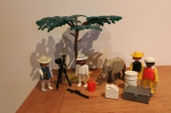 Playmobil safari set 3414.
