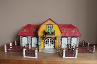Playmobil grote paarden ranche 5221