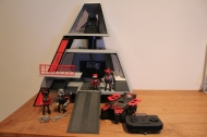 Playmobil Dark rangers headquarters 5153.