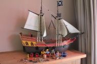 Playmobil piratenboot 5135