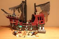 Playmobil spook piratenschip 4806
