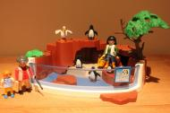 Playmobil pinquin set 4462