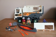 Playmobil adventure truck 4839