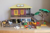 Playmobil safari post 4826
