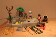 Playmobil piraten set 3127.