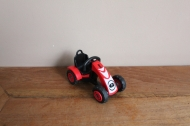 Playmobil rode kart.