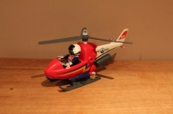Playmobil brandweer helicopter 4824.